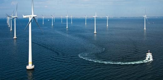 За десять років потужності морської вітроенергетики зростуть на 200 ГВт