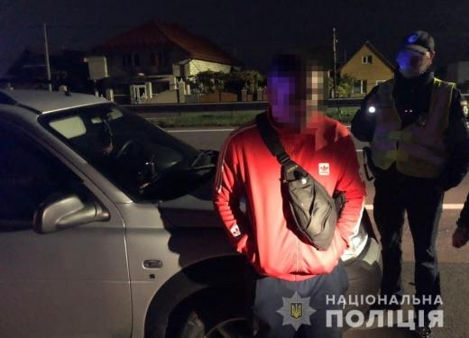 Ховав наркотики у горіховій шкаралупі: подробиці затримання на Ужгородщині