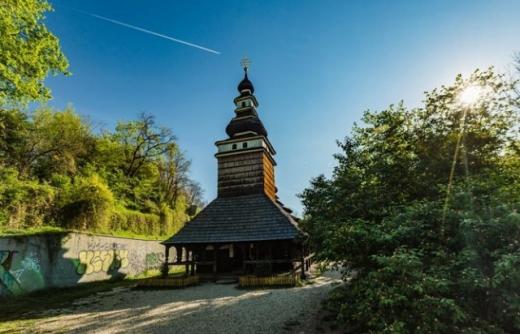 У Празі відновлять старовинну закарпатську церкву, що постраждала від пожежі