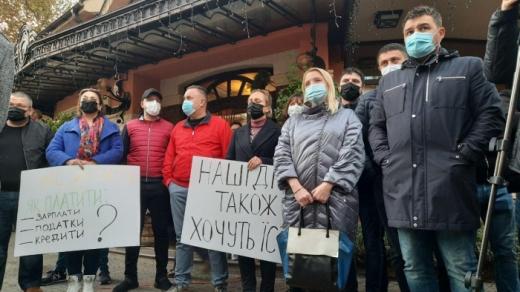 """Завтра під ОДА ужгородці знову відстоюватимуть право на """"життя"""" в """"червоній"""" зоні: подробиці"""
