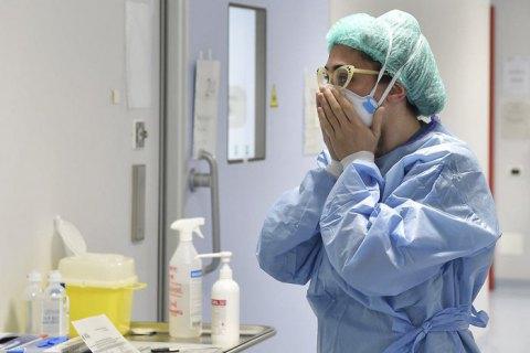 За добу в Ужгороді зафіксували понад 100 нових випадків коронавірусу