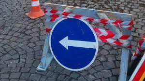 До уваги водіїв: де завтра в Ужгороді буде перекрито проїзд для автомобілів