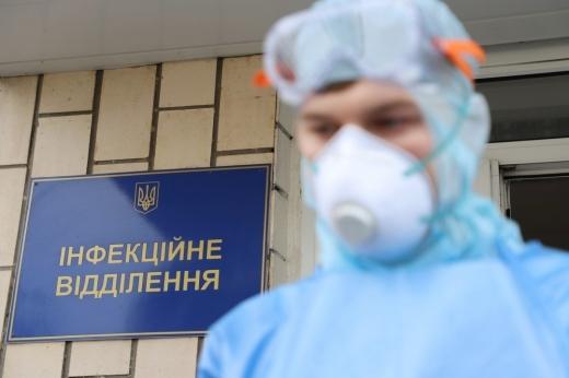 В Україні майже 8 тисяч нових заражень коронавірусом, 110 людей померли