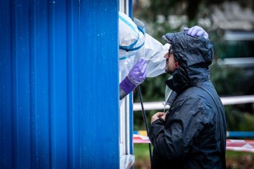 У Словаччині повідомили, скільки хворих на коронавірус виявили під час загальнонаціонального тестування