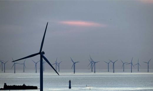 З початку року обсяг проектів морської вітроенергетики у світі збільшився на 63 ГВт