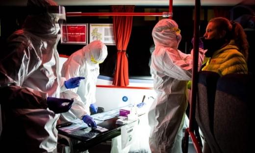 У Словаччині за добу на коронавірус перевірили понад 2,5 мільйони громадян