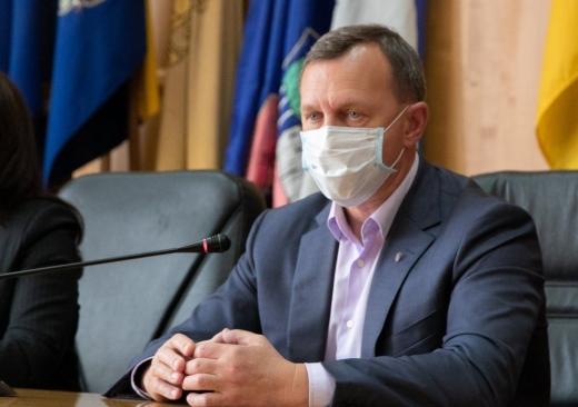 """Богдан Андріїв: """"Ситуацією, яка склалася щодо коронавірусу в Ужгороді, зараз цинічно маніпулюють"""""""