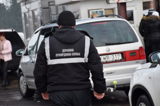 Розшукуваного Інтерполом іноземця затримали на Закарпатті