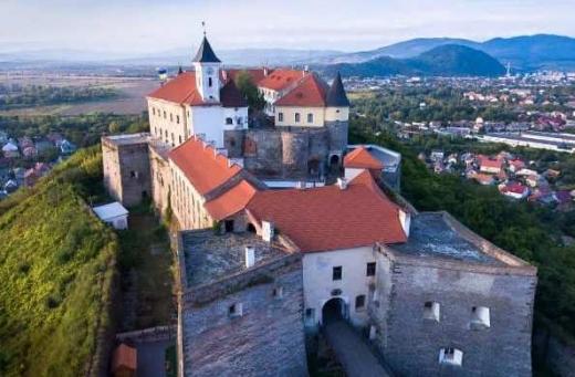 Ремонт стародавнього замку обійшовся Мукачеву в більше ніж 3 мільйони