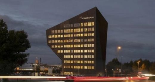 У Норвегії побудували офіс, який працює на сонячній електроенергії