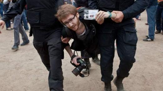 Верховна Рада підтримала посилення відповідальності за напади на журналістів
