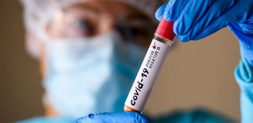 За минулу добу на Закарпатті померло 12 людей від COVID-19, зафіксовано 419 нових випадків