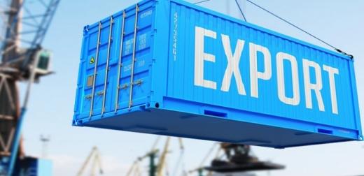 Експорт українських товарів у жовтні зріс на 1,3%