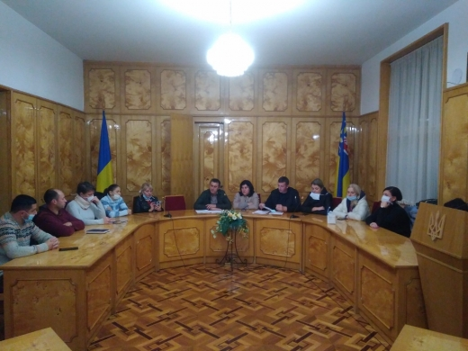 За результатами виборів вісім політичних партій потрапляють до Закарпатської облради