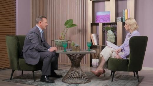 «Потрібна розмова»: Богдан Андріїв – про ковід, зустрічі з підприємцями, дискредитацію з боку опонентів