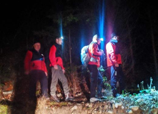 Упродовж вихідних на Закарпатті рятували заблукалих туристів