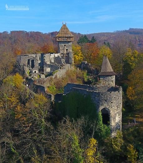 Замок у Невицькому продовжують реставрувати (ФОТО)