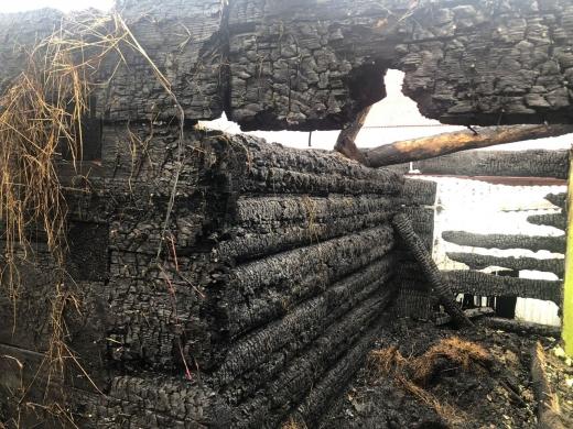 Два житлові будинки врятували закарпатські вогнеборці