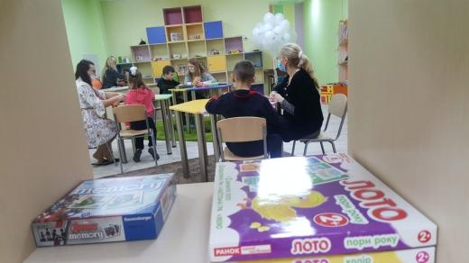 У мукачівській школі облаштували інклюзивну  кімнату для учнів з особливими освітніми проблемами (ФОТО)