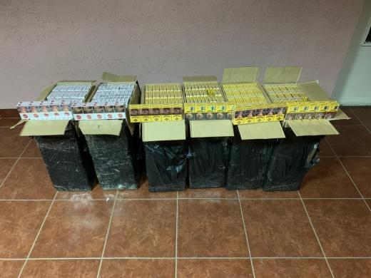 На кордоні з Румунією припинили спробу контрабанди