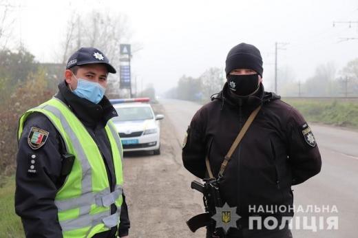 На Закарпатті поліція контролює дотримання карантинних обмежень в громадському транспорті