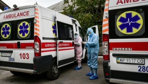 Для лікування від коронавірусу жителів Ужгорода створено додаткові ліжкомісця
