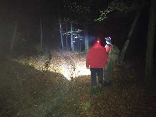 """Шукали всю ніч: поблизу Ужгорода зникли дві любительки """"тихого полювання"""""""