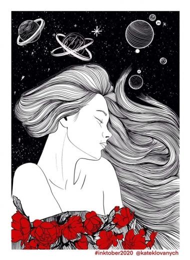 Катерина Клованич - висхідна зірка закарпатського живопису