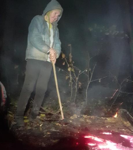 Поблизу Ужгорода заблукала жінка, яка пішла в ліс по гриби (ФОТО)