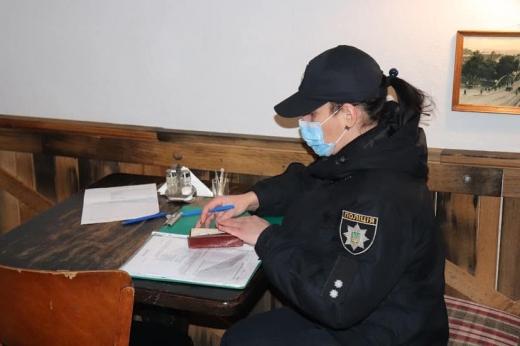 Під час «карантину вихідного дня» на Закарпатті перевірили близько 700 суб'єктів господарювання
