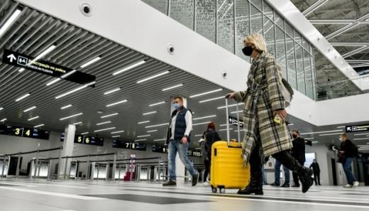 Цьогоріч кількість іноземців, які в'їхали в Україну, скоротилася майже вчетверо – Держтуризм