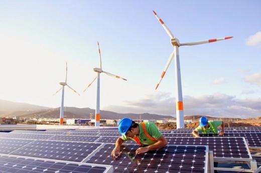 Британія створить 2 млн робочих місць у зеленій енергетиці