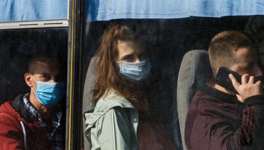 З 21 листопада в Україні за відсутність маски у громадських місцях можуть штрафувати