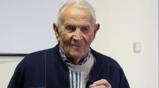 103-річний ужгородець проголосував за мера міста (відео)