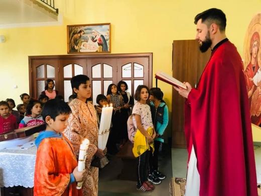 Ромська громада Закарпаття і Бог: напередодні Дня Миколая триває збір подарунків дітям у Великому Березному