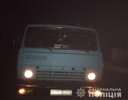 На Рахівщині викрили незаконне перевезення деревини