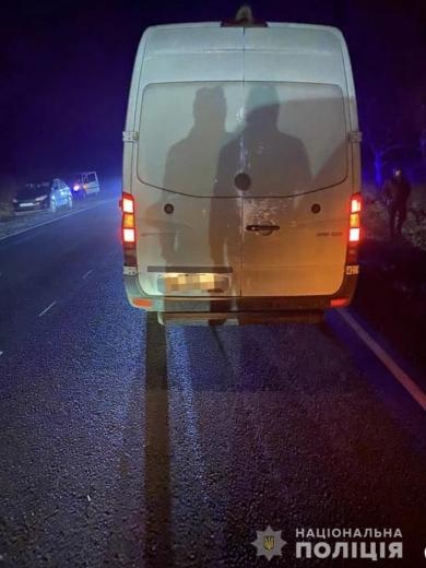 На Виноградівщині трапилась смертельна ДТП:  загинув 64-річний чоловік (ФОТО)