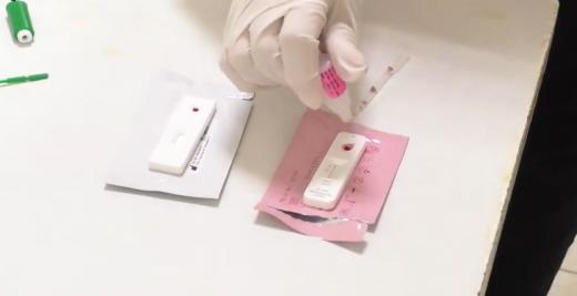 Ужгородцям впродовж тижня зробили понад 600 тестів на ВІЛ та гепатити B і С (ВІДЕО)