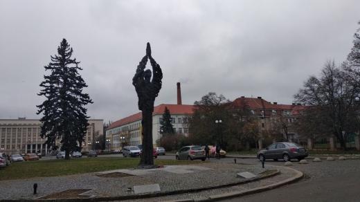 В Ужгороді вшановують пам'ять жертв голодоморів