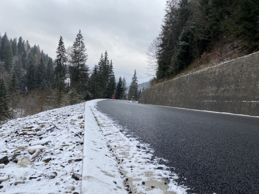 500 метрів над рівнем моря: на Закарпатті відкрили нову трасу (ФОТО)