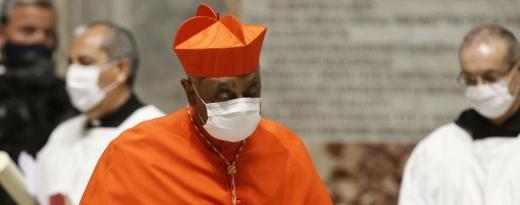 Папа Римський призначив першого в історії афроамериканського кардинала