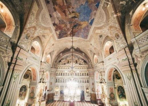 У греко-католицькому соборі в Ужгороді тривають реставраційні роботи
