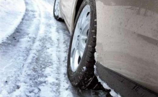 Сніг та ожеледиця: синоптики попередили про складні погодні умови на Закарпатті