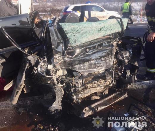 Загинуло 4 людей: подробиці жахливої автотрощі на Закарпатті