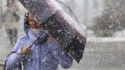 Синоптик розповіла, яким областям України чекати на сніг у перший день зими