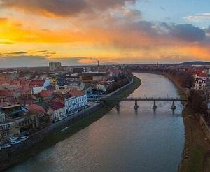 За листопад забрудненість атмосферного повітря в Ужгороді зросла