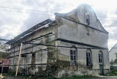 На Закарпатті почнуть реставрацію трьохсотрічної синагоги