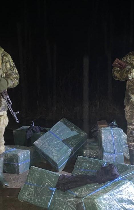 Чергову оборудку контрабандистів зірвали на Закарпатті