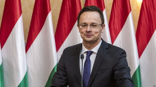 Петер Сіярто просить направити місію ОБСЄ через обшуки в представників угорських нацменшин на Закарпатті