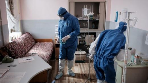 На коронавірус перехворіли вже близько 3% населення України, – МОЗ